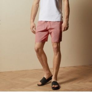 Ted Baker London Red Swim Shorts Size 2 (US S)